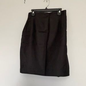 Lillie Rubin Exclusive ladies black skirt